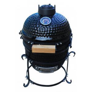 Kamado Buitenoven/Barbecue mini - Kamado Buitenoven/Barbecue mini De Kamado Buitenovens/Barbecues zijn gebaseerd op Japanse aardewerken pannen en zijn daarom alleen voor het oog al een plaatje om te zien. De Kamado Buitenoven/Barbecue mini is een veelzijdige houtskool grill, oven en ...