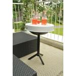 Barbecue tafel wit