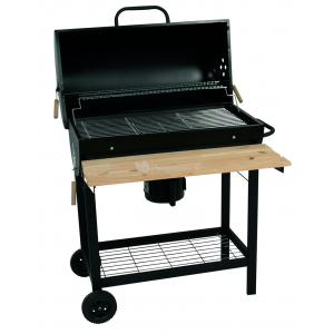Garden Grill Barbecue Drummodel