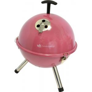 BarbecuesExpress, Tafelbarbecue rond roze