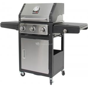 Dagaanbieding - Grandhall Xenon 3 gasbarbecue dagelijkse koopjes