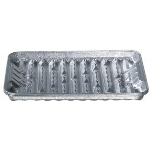 Aluminium bbq grilschaal groot