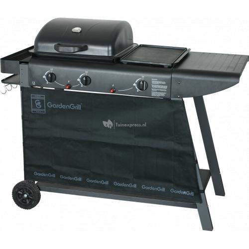 Bistro combi de luxe barbecue