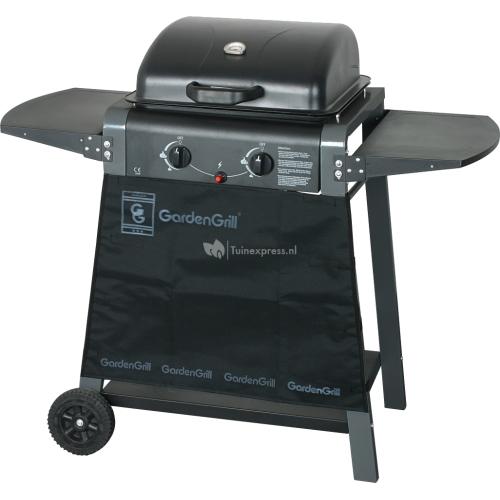 Bistro twin barbecue