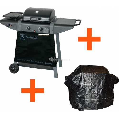 1# Bistro Twin Plus barbecue