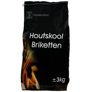 Barbecue briketten - 5.0 KG
