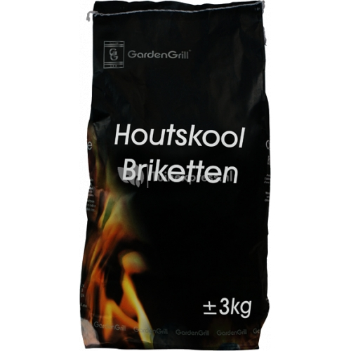 Barbecue briketten
