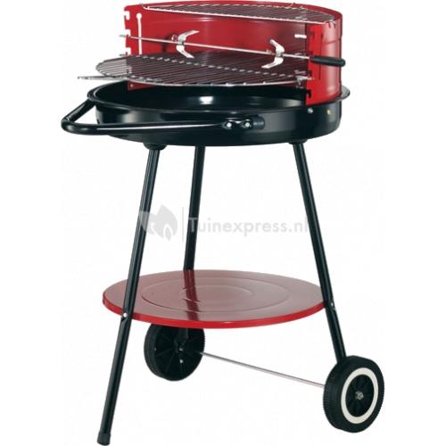 Ronde grill / verrijdbaar barbecue
