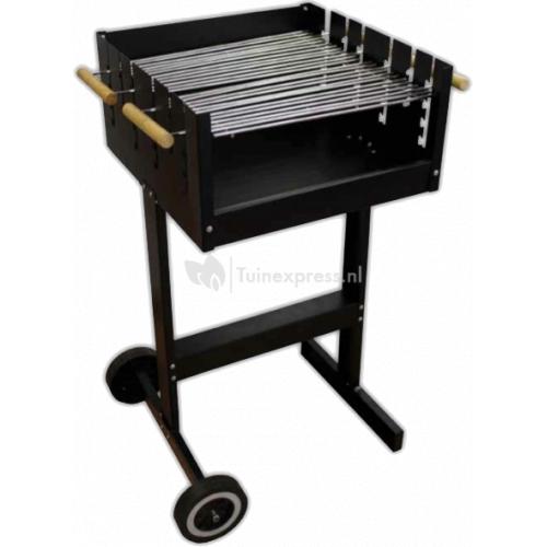 Vario Maxi houtskool barbecue
