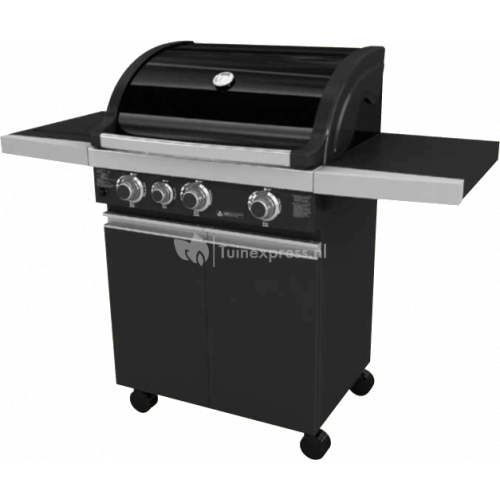 Patton Patio Chef 3+ burner barbecue