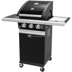 Patton Patio Chef 2+ burner barbecue