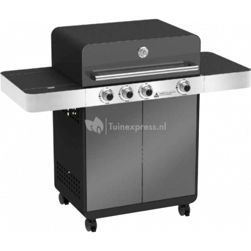 Patton Performer 3+ burner barbecue