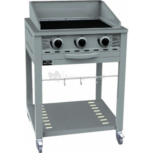 Traiteur III 3-burner