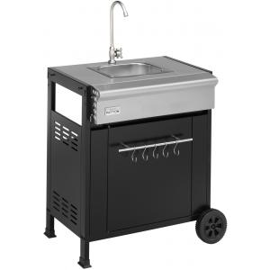 BarbecuesExpress, Patron cart Tap wash